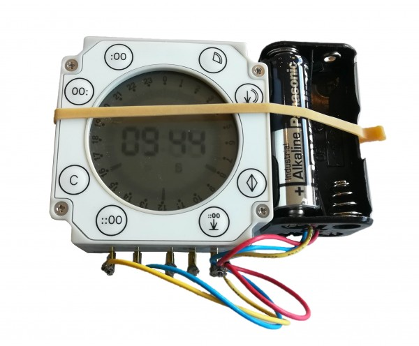 FA-D digital timer with battery holder for automatic feeder