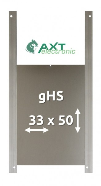 gHS - Aluminum Goose House Gate