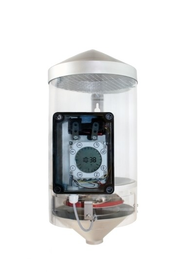 FA1-5 - Electronic Automatic Five-Litre Wall-Mount Feeder