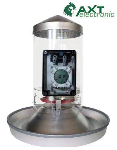 FA2-10 - Electronic Automatic Ten-Litre Free-Standing Feeder